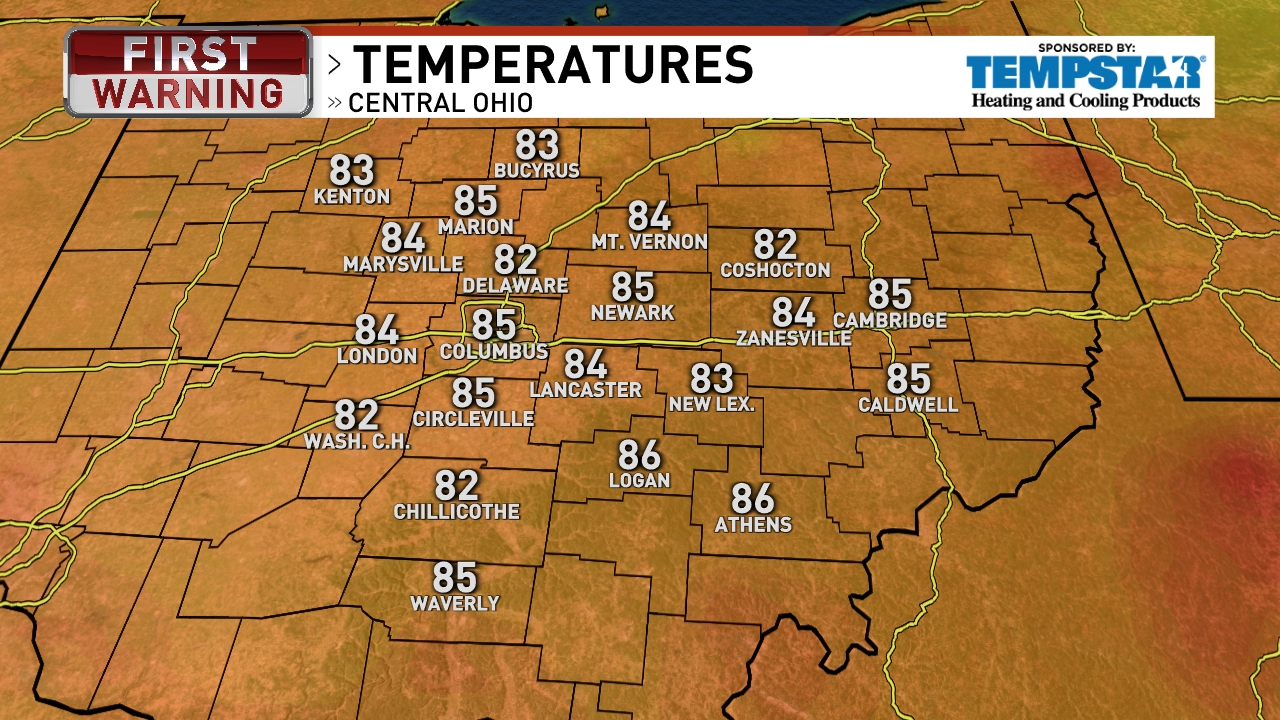 Columbus Weather News Weather Sports Breaking News Wsyx