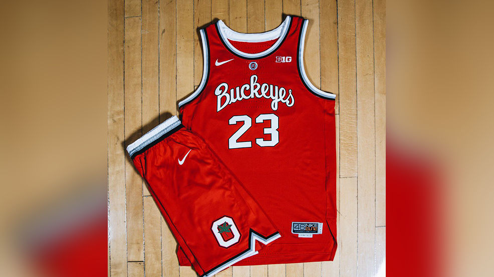 786621f6c Ohio State Men s Basketball unveil throwback uniforms for Friday s game at  St. John Arena