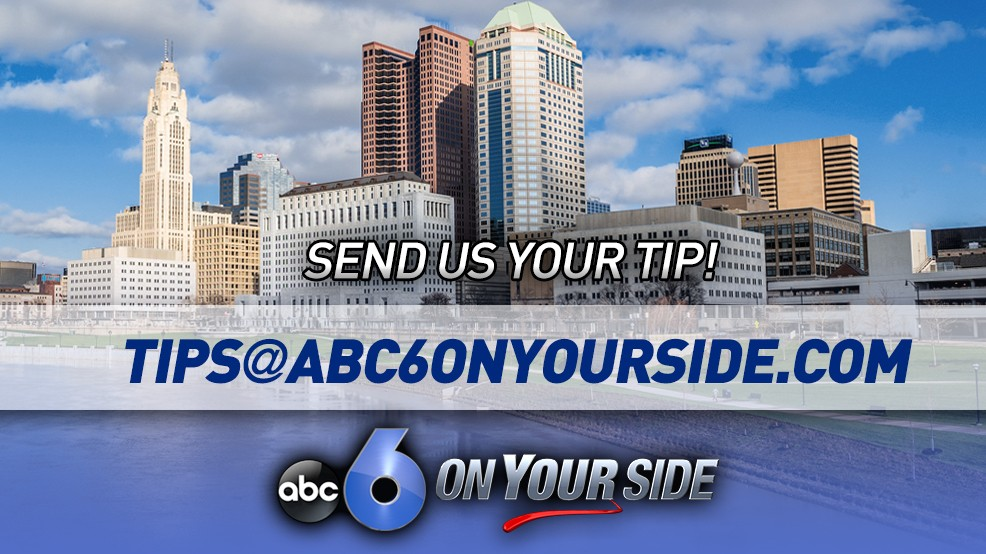 You Can Send Your Tip To Our On Your Side Team Wsyx Wtte