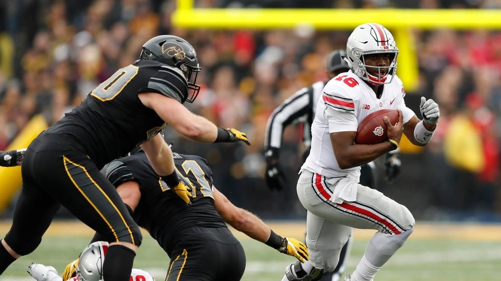 Ohio State Falls To No 11 After Devastating Loss Against Iowa Wsyx