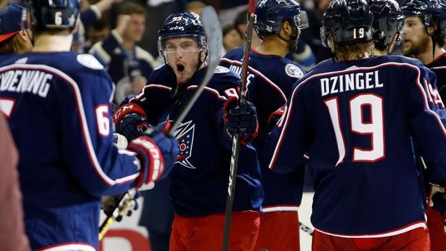 huge discount aedb4 df5fa Columbus Blue Jackets to hold open practice Monday at ...
