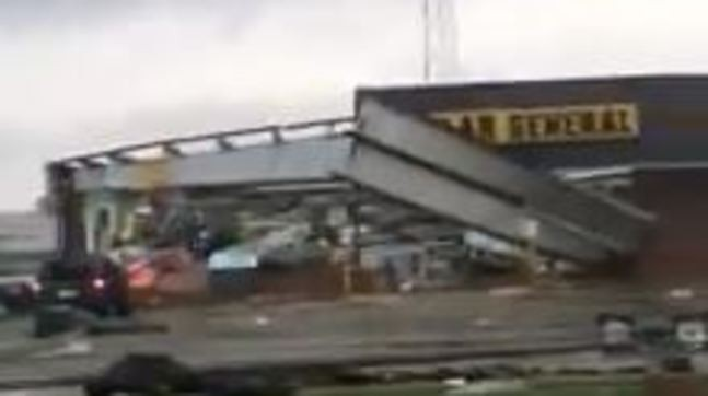 Multiple people injured after reported tornado in western