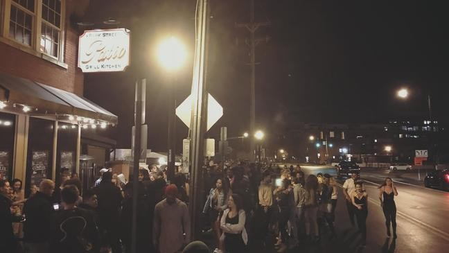 Park Street Patio Saloon And The Social Room To Close As Part Of