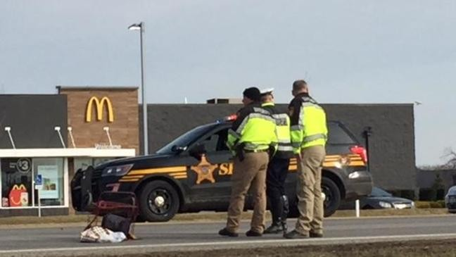 5 juveniles arrested, charged after high-speed chase with Franklin