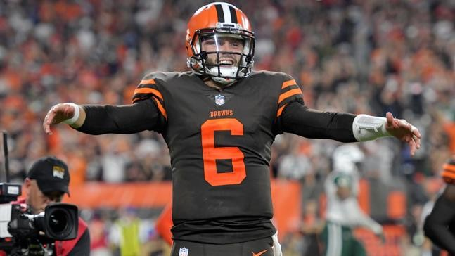 classic 8e402 ffe41 Cleveland Browns to wear Color Rush as primary uniforms for ...