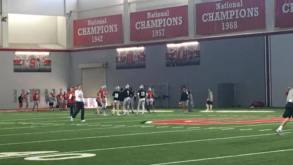 Ohio State Football Returns For Spring Practice Wsyx