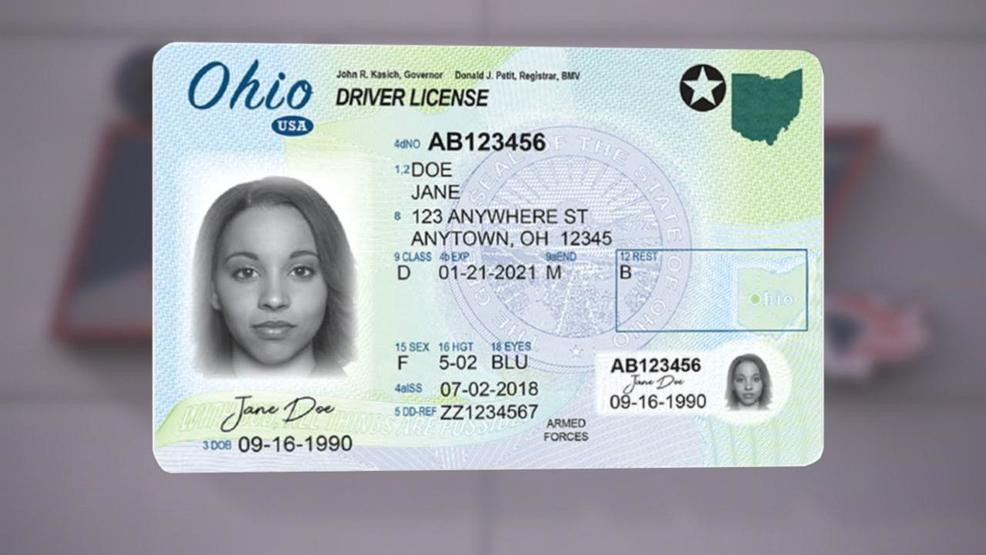 Ohio is one of the easiest driver's license to get in the