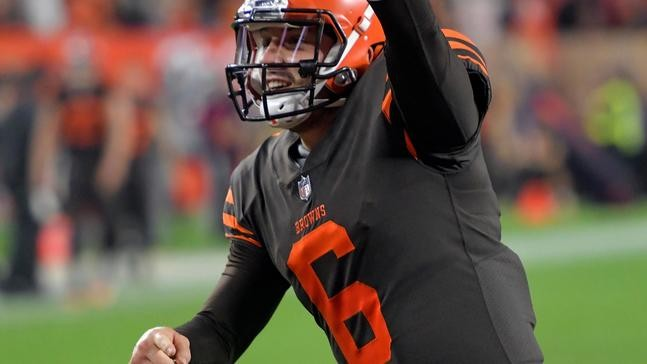 classic a4f02 e8f3c Cleveland Browns to wear Color Rush as primary uniforms for ...