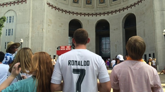Real Madrid and PSG set record crowd for soccer match in Ohio | WSYX