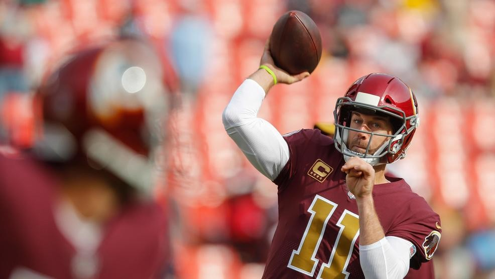 Redskins QB Alex Smith released from hospital after surgeries ... f9cb33efc