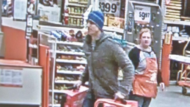 Police looking for thieves stealing from home depot   WSYX