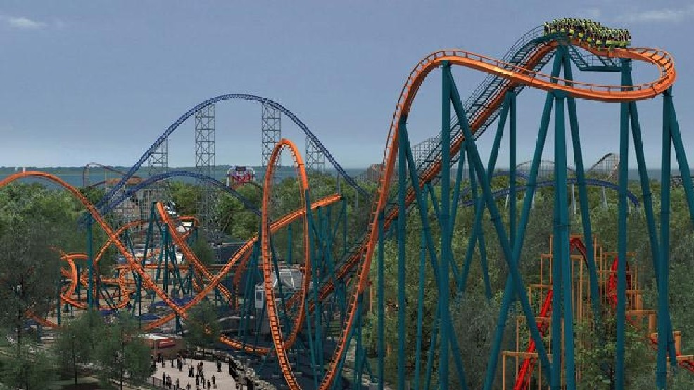 Cedar Point To Open New Coaster Close 3 Rides In 2016