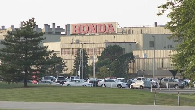 Distraught worker halts production at Marysville Honda plant | WSYX