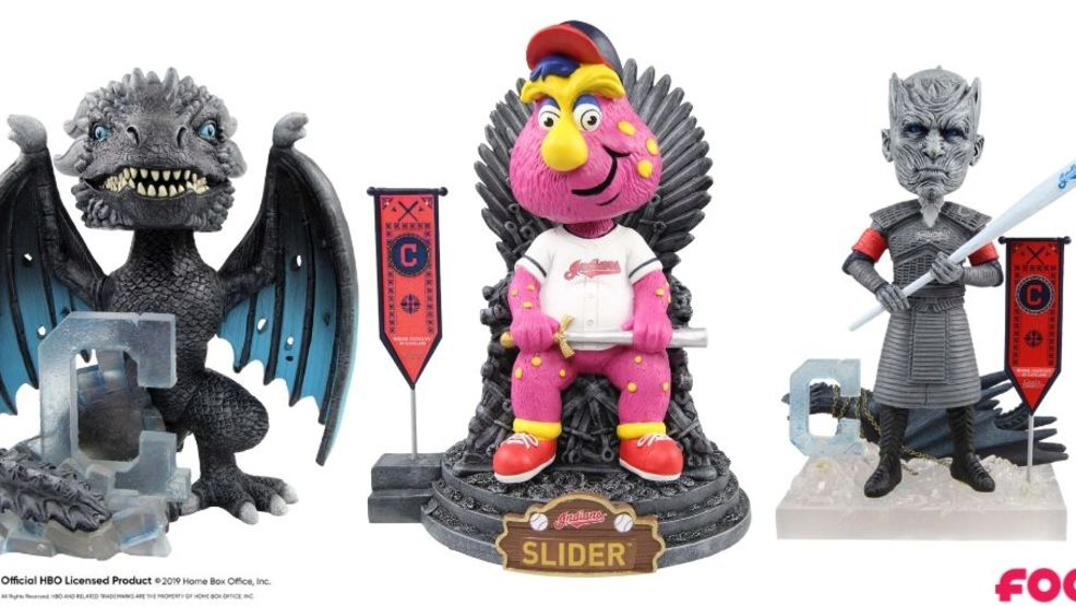 152a3788ec1c Officially licensed  Game of Thrones  MLB Bobbleheads available for  preorder