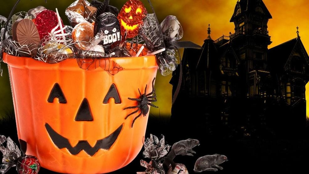 Trick Or Treat Dates And Times Across Central Ohio Wsyx