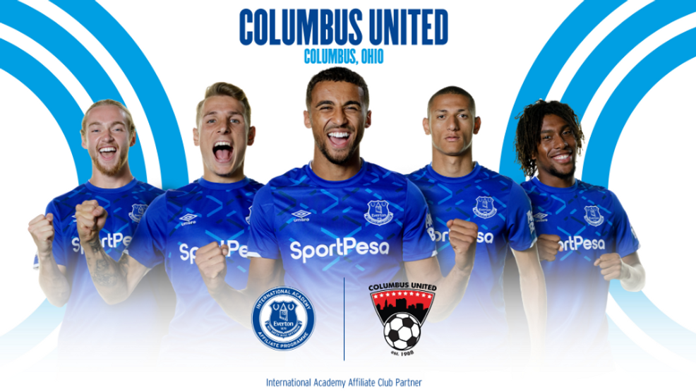 Columbus United Partners With English Premier League S Everton Football Club Wsyx