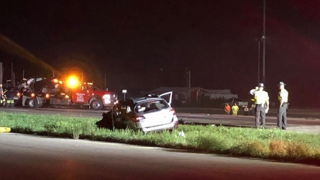 Second teen dies after deadly wrong-way crash that left