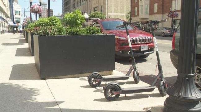 Bird electric scooters arrive in Columbus | WSYX