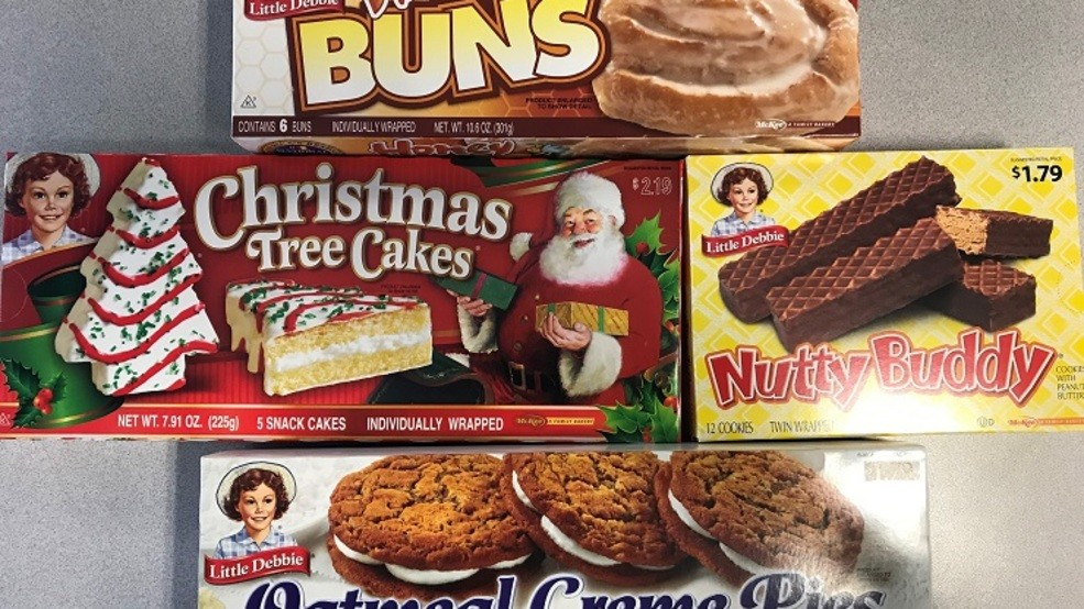 Little Debbie Sparks Online Debate Concern They May Get Rid Of A