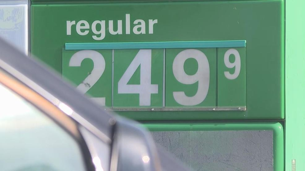 Columbus Gas Prices >> Gas Prices Hold Steady In Columbus As National Average On The Rise