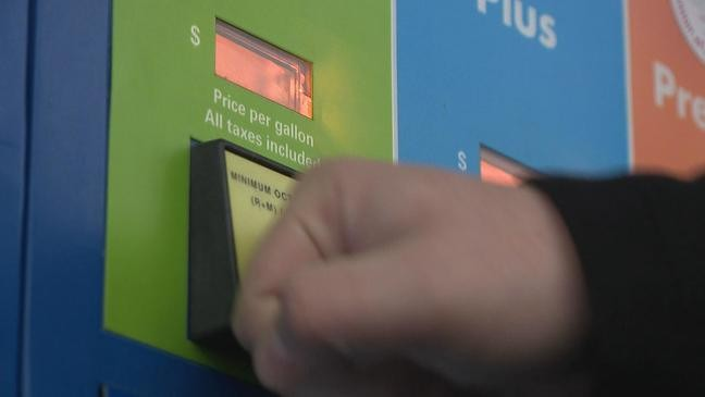 Columbus Gas Prices >> Columbus Gas Prices Among Lowest In The United States Wsyx