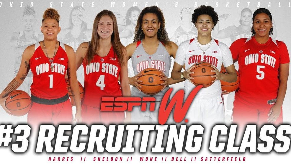 Ohio State Women S Basketball Signs Nation S No 3 Class Wsyx