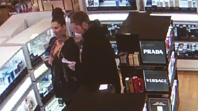 Suspects steal hundreds of dollars in product at Upper