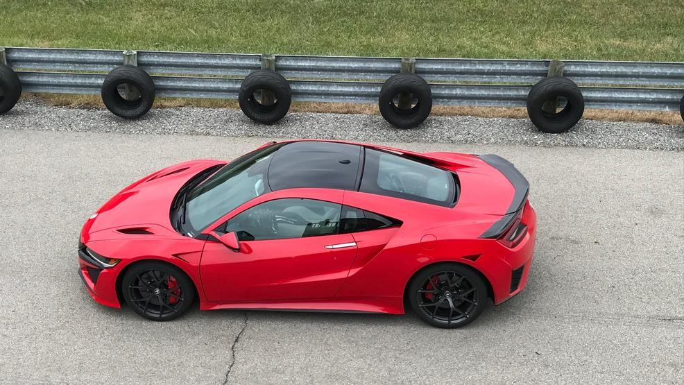 2019 Acura NSX: Mild changes make Acura's supercar faster