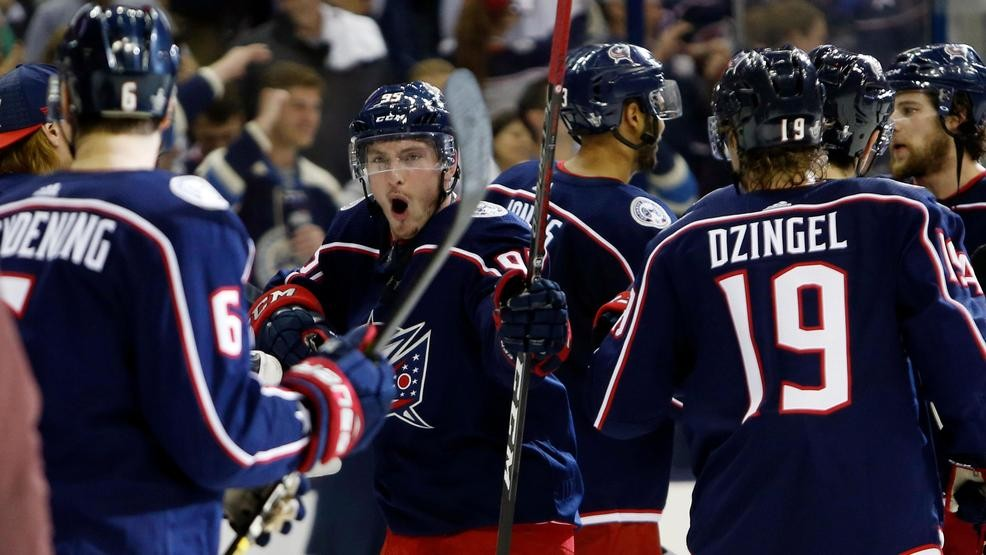 314a24912 Schedule set for Round 2 of NHL Playoffs, Nationwide Arena hosting ...
