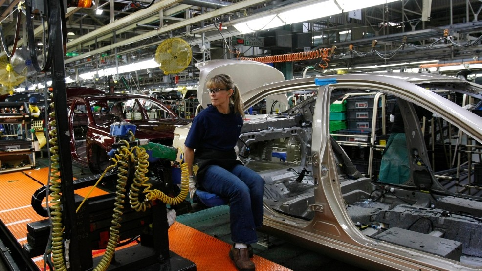 Toyota Plant Georgetown Ky >> Toyota Says They Re Investing 1 3 Billion In Eastern