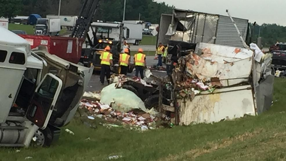 Deadly crash causes delays on I-70 in Madison County | WSYX