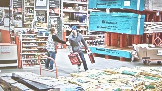 Police looking for thieves stealing from home depot | WSYX