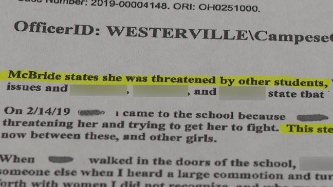 Student reported bullying weeks before fight at middle