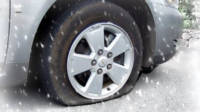 Police: 15 tires slashed overnight in Chillicothe, reward