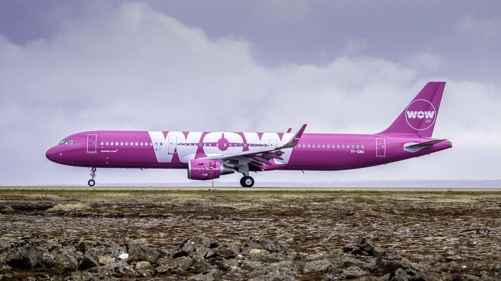 Cincinnati To Europe For 99 Wow Air Offers Flights