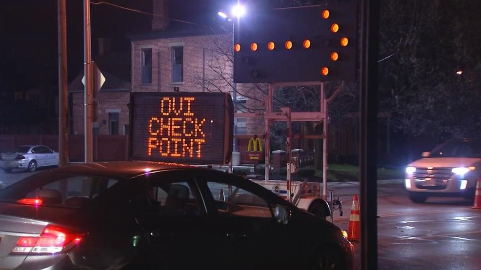 Franklin County DUI task force announces sobriety checkpoint