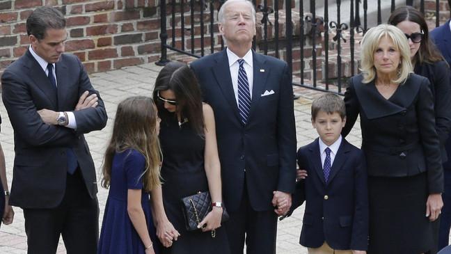Dating beau brother widow biden Hunter Biden