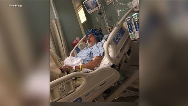 Ohio man contracts flesh-eating bacteria while visiting family in