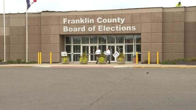 More Than 1 000 People In Franklin County Hit The Polls For Early