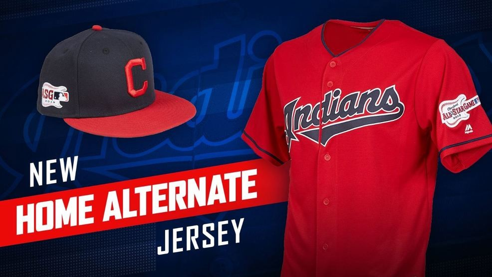 competitive price 331f8 db68e Cleveland Indians unveil new jerseys without controversial ...