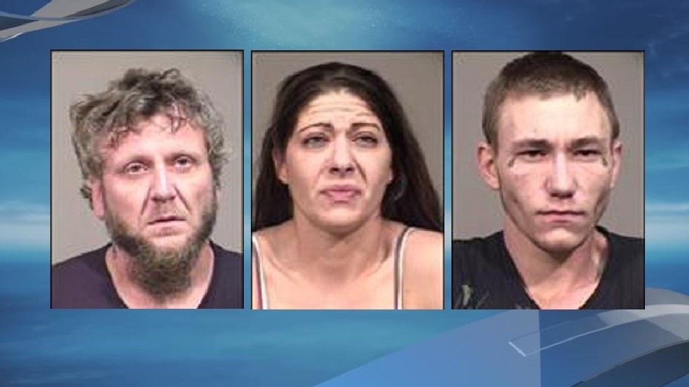Three arrested on meth charges in Perry County | WSYX