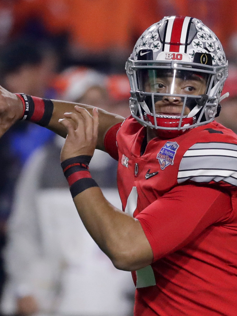 Justin Fields Shares Motivation For Petition On National Television WSYX