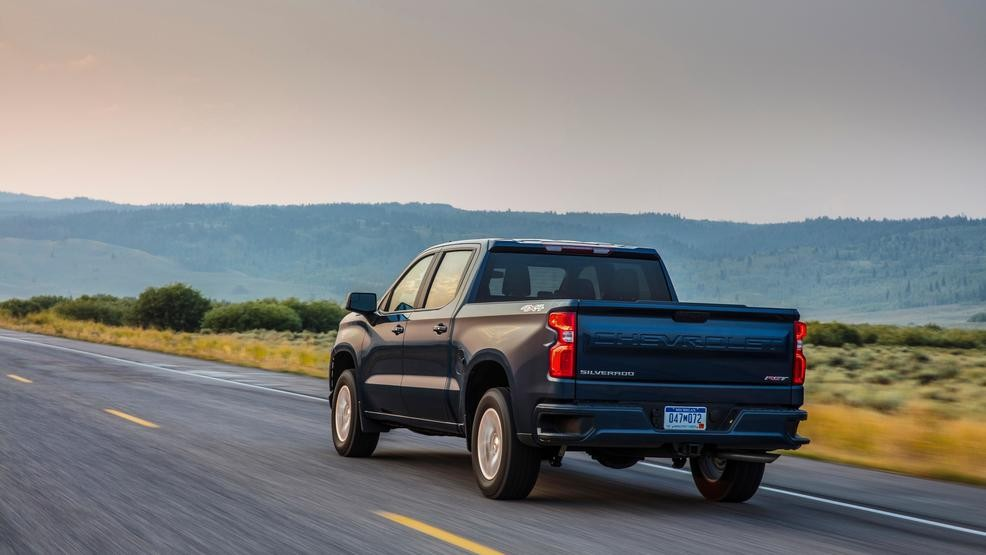 Top Names For Pickup Trucks Unveiled In Chevy Survey