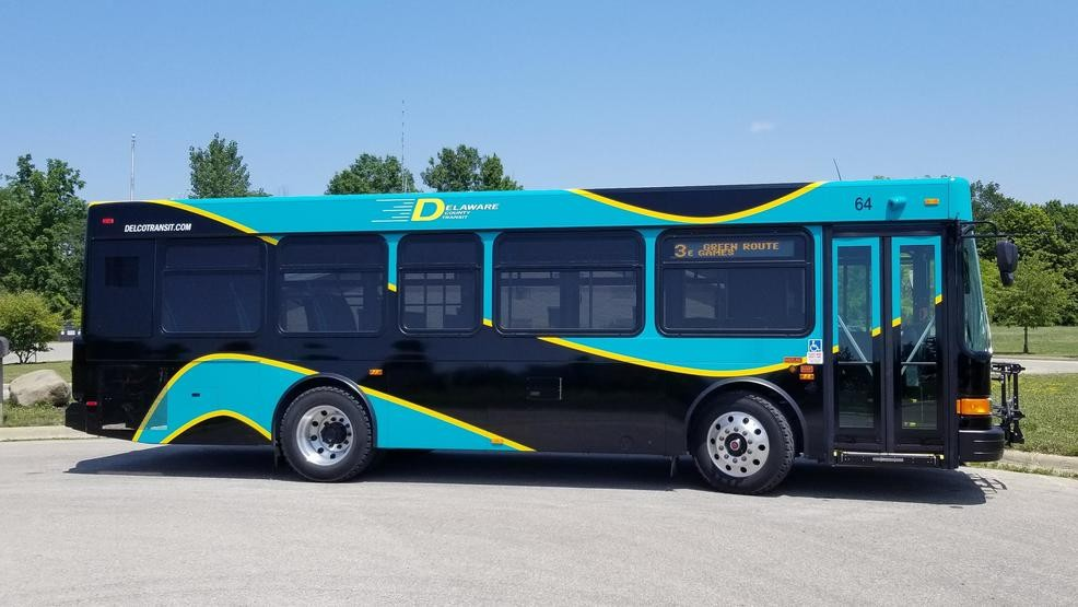 DATA Bus changing its name to the Delaware County Transit | WSYX