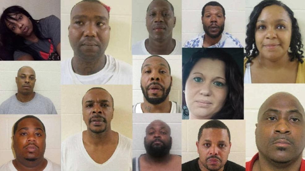 13 charged with drug trafficking in southern Ohio, police looking